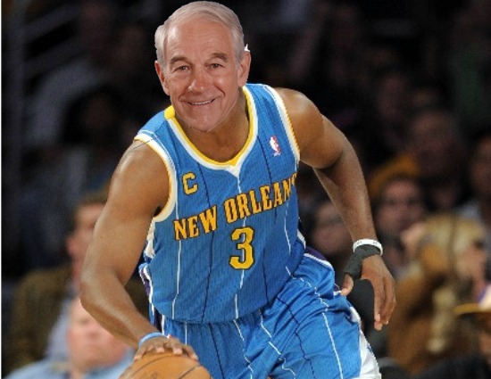 Ron Paul Traded to the Clippers