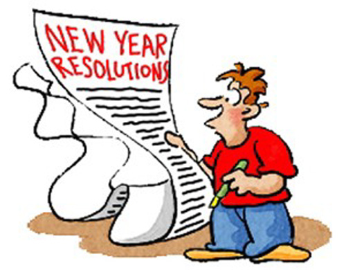 New Year's Resolution Negatively Affects Everyone Else
