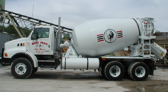 GOP Nominates a Cement Mixing Truck