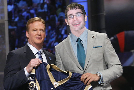 Top Contender Enters 2012 NFL Draft