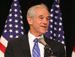 Poll Finds Ron Paul Leading Among People Who Oppose Voter Registration