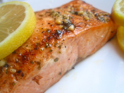 FloMo Dining Adds Lemon to Traditional Salmon Recipe