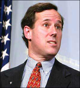 Santorum Announces Plan to Make All Women Report Menstruation Cycles to Federal Registry