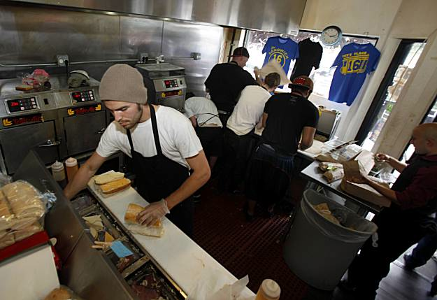 Special Investigative Report: Behind the Sandwiches – What Really Happens in the Back of Ike's