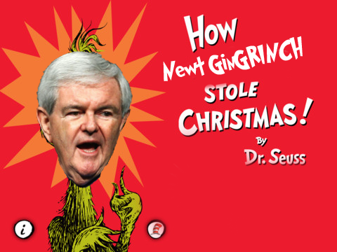 Newt Gingrich Flyers Freshmen Dorms In Last-Ditch Campaign Effort
