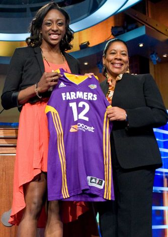 Ogwumike Selected No. 1 in WNBA Draft, Relegated to Life of Poverty and Anonymity