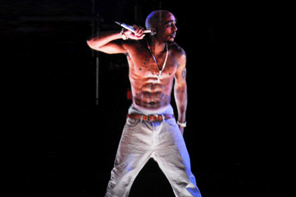 Tupac Hologram Murdered on Las Vegas Strip