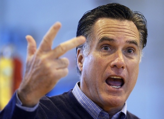 "Romney Unveils Controversial ""I Know You Are But What Am I?"" Debate Strategy"
