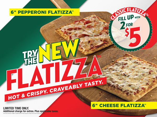 Drunk Student Accidentally Buys Subway Flatizza