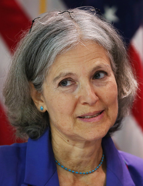 Jill Stein Not a Real Person