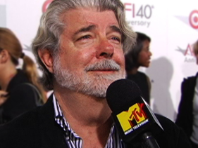 George Lucas to Put Buyout Money into Last-Minute Presidential Run
