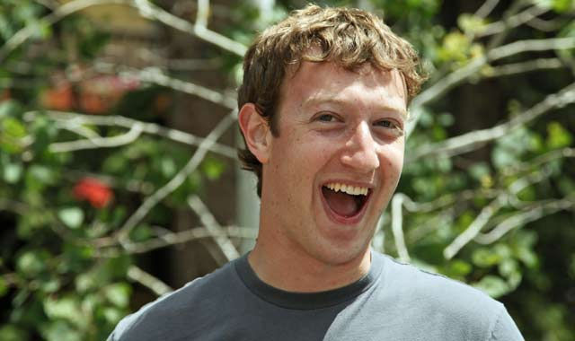 Mark Zuckerberg Sets Record for Really Big Garage Sale