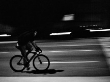 Adventurous Freshman Goes Out Without Bike Light