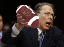 "NFL Rejects NRA's ""The Only Thing That Can Stop a Bad Guy With a Football is a Good Guy With a Football"" Proposal to Use Two Footballs in Super Bowl"