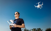 Man With Two Drones Now Wants To See Them Fight
