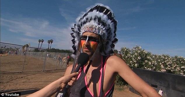 Student Managed to Find Time Between Drugs to Listen to Music at Coachella