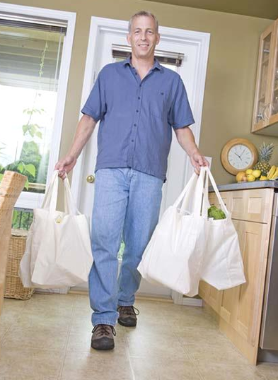 Local Man Carries All His Groceries in One Trip, Recruited to Special Forces