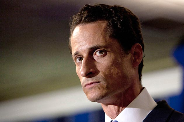 Anthony Weiner Promises Dick Picks Will Be Purely Professional
