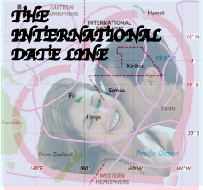 Sick of Domestic Singles, Many Turn To International Date Line