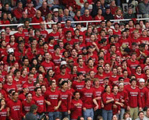 Stanford Creates 7th Man Club For Fans of Stanford Basketball Fans