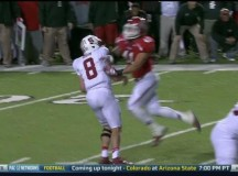 Kevin Hogan Severely Mishandles Final Two Handoffs in Stanford Loss