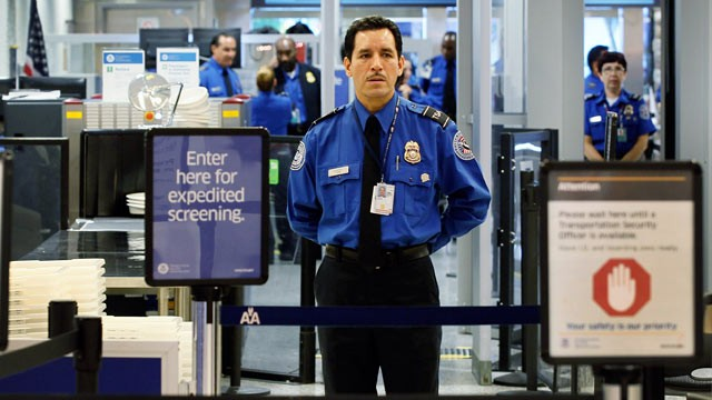 Dining Hall Borrows TSA Techniques to Crackdown on Food Theft