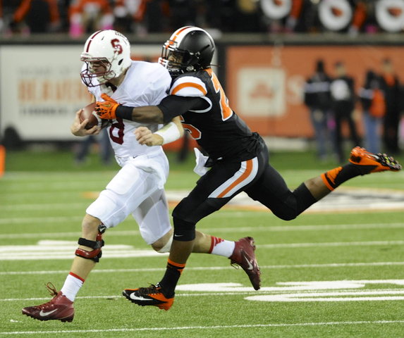 Stanford Dominates Hapless Oregon State 20-12