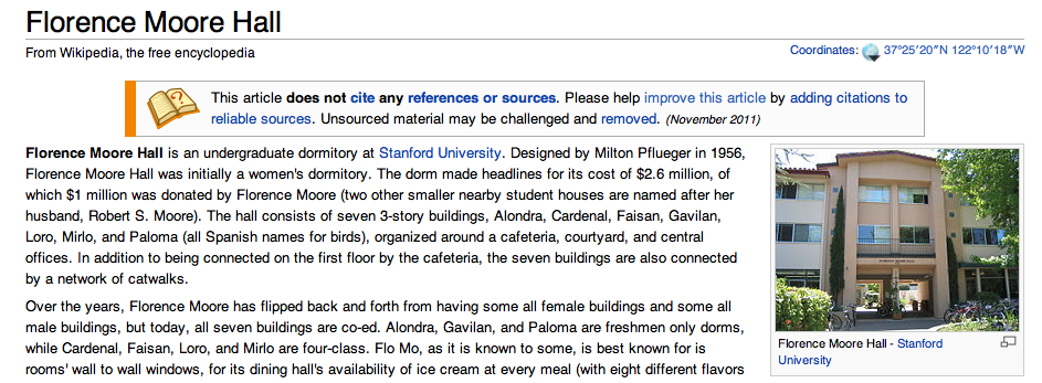 FloMo Has Own Wikipedia Page