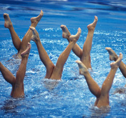 Lead Synchronized Swimmer Drowns, Rest Follow