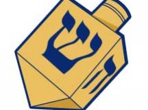 Dreidel Drop Comes Early This Year