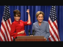 Sarah Palin Steals Show at Golden Globes