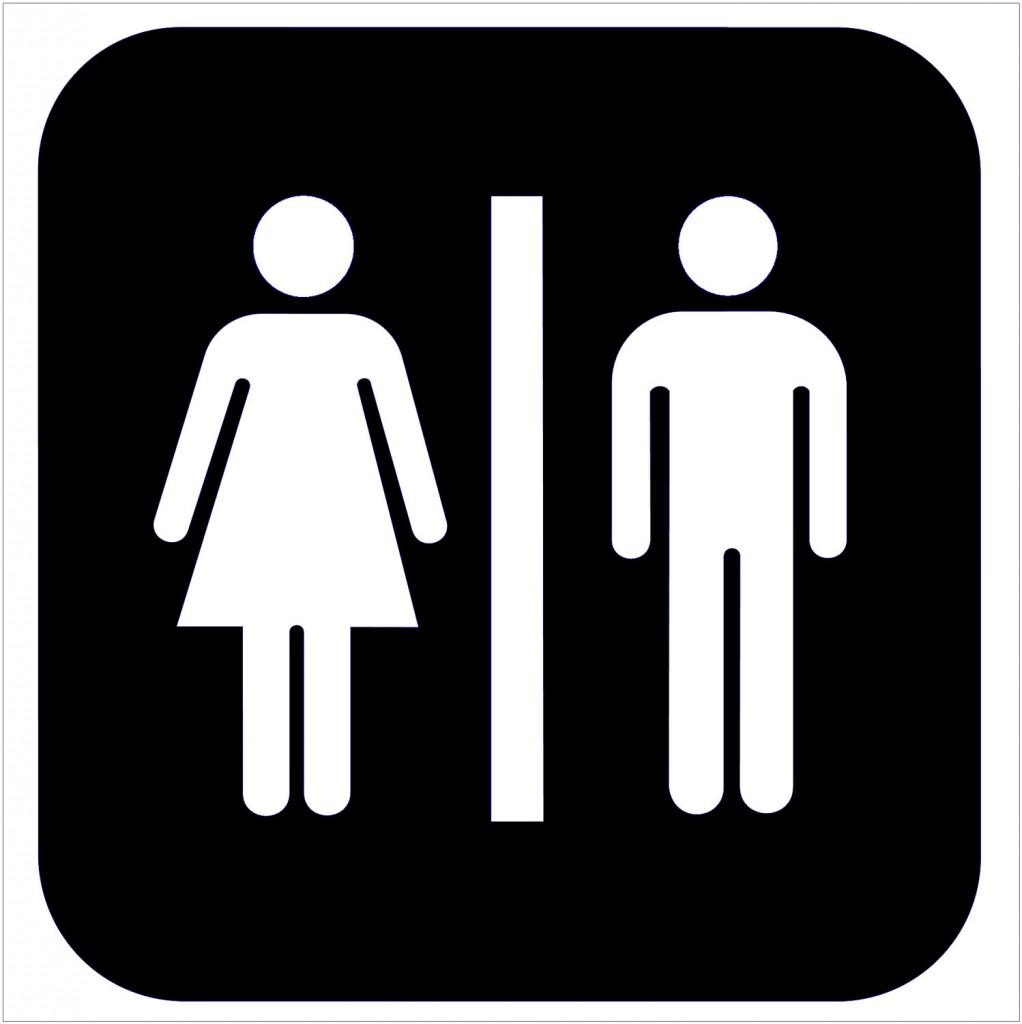 Girls Restroom Sign 102 Of The Most Creative Bathroom Signs Ever
