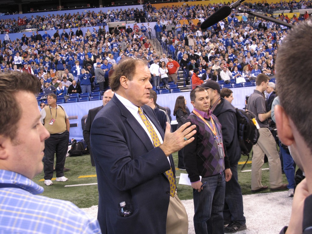 The Stanford Flipside's Super Bowl Preview with Chris Berman