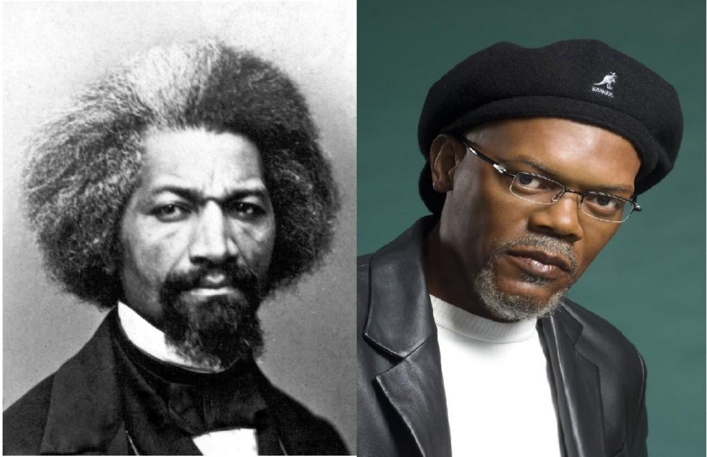 Man Accidentally Mistakes Samuel L. Jackson for Frederick Douglass