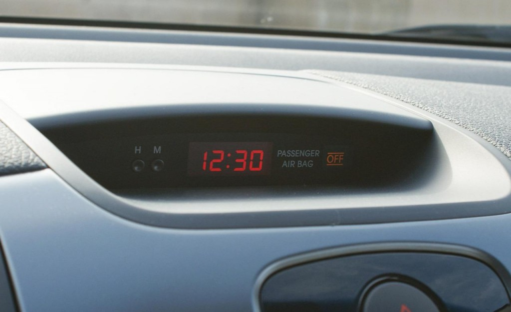Local Man Relieved Dashboard Clock No Longer An Hour Fast