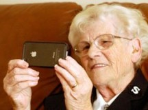 Developing Story: Your Grandmother is Confused by Her New Smart Phone