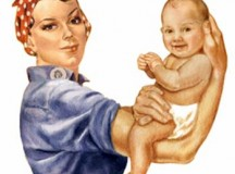 Increase In Stay-At-Home Moms