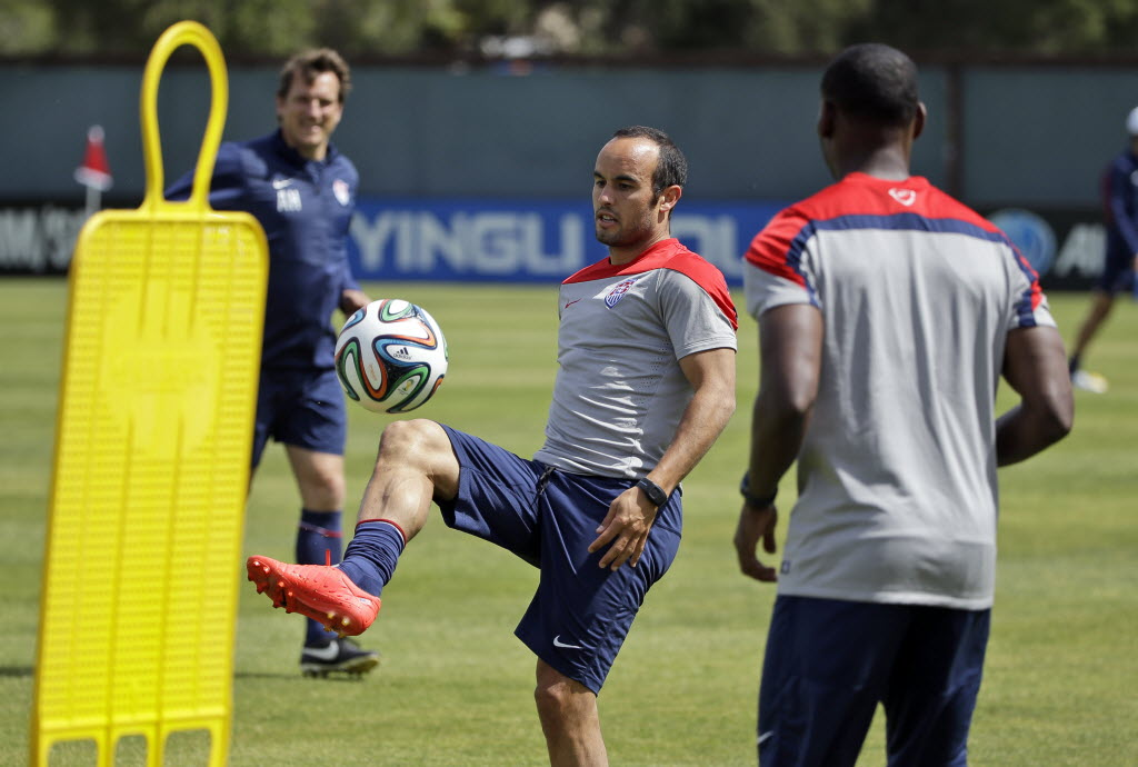 After Weeks of Enduring Arrillaga Dining, Landon Donovan Disappointed to Be Cut from World Cup Roster