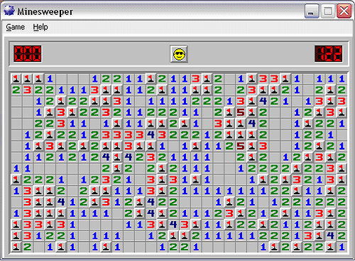 HE FINALLY DID IT! : Local Man Sets New Personal High Score In Minesweeper