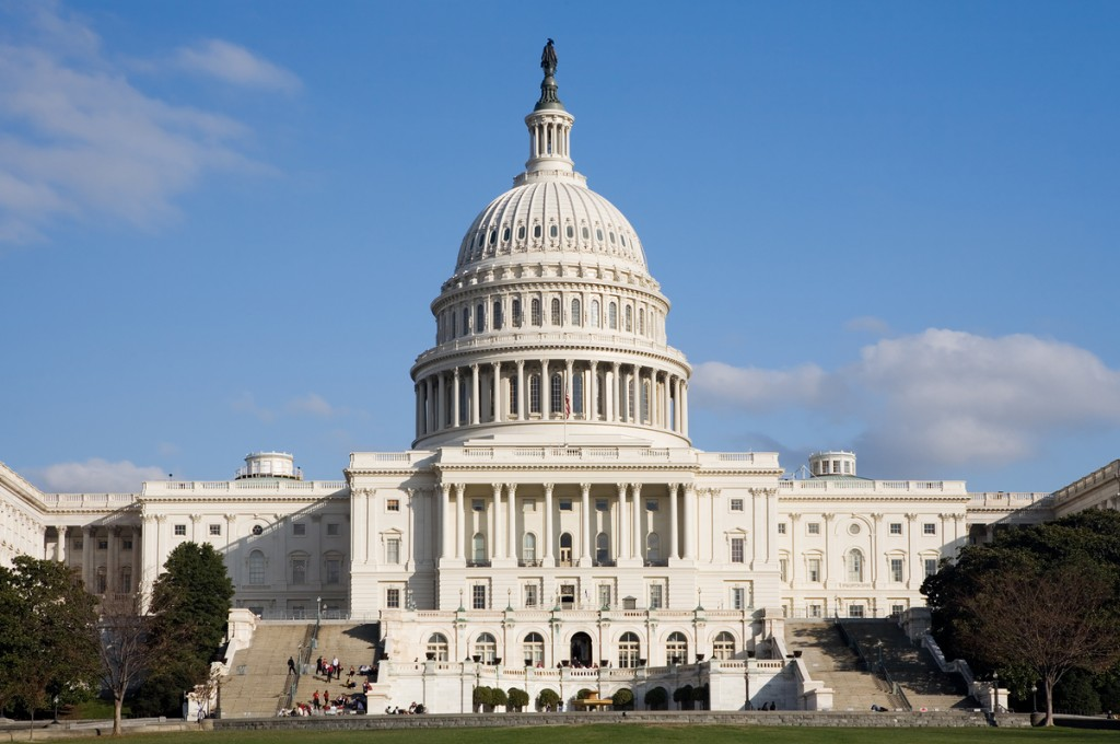 Newly-Elected Congressmen Visit Capitol Hill To Pick Offices at In-House Draw