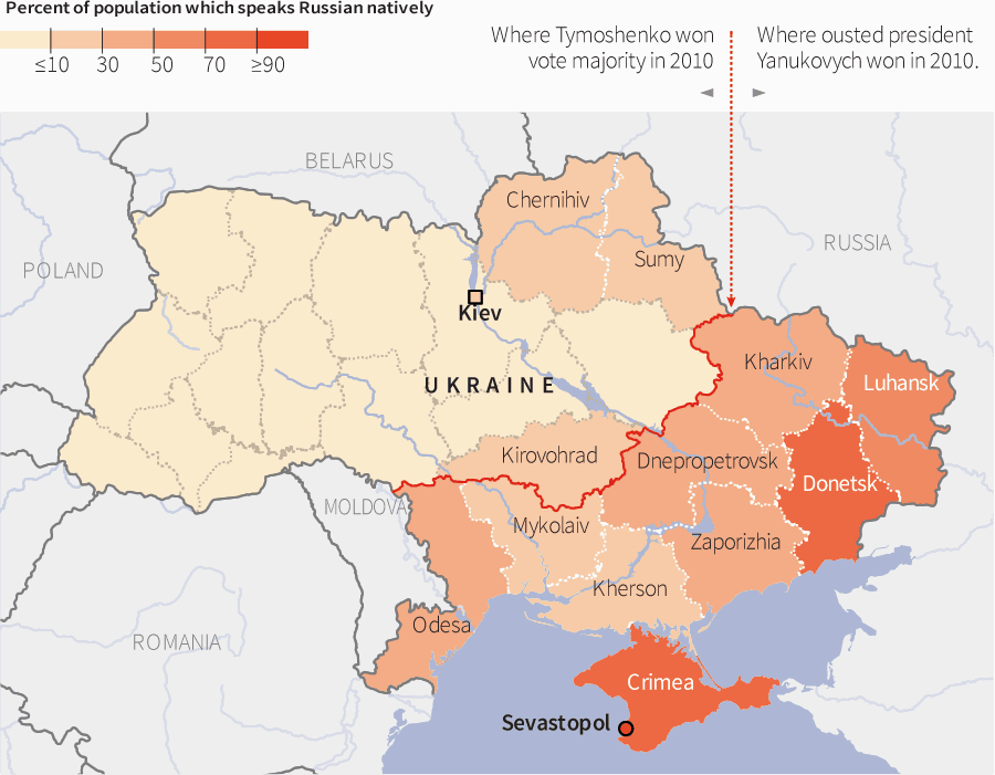 """World """"So Over"""" This Whole Ukraine Business"""