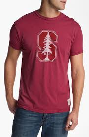 Wearing Stanford T-Shirt around High School Friends Proves Less Subtle than Expected
