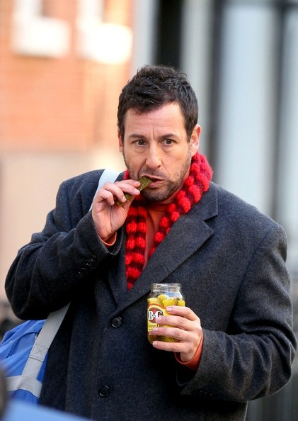 Adam Sandler to Adapt The Bell Jar, Says It'll Be a Laugh Riot адам сэндлер