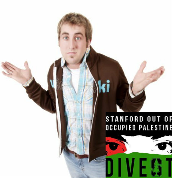"Student in Divest From Israel Movement Just ""In it for the Anti-Semitism"""