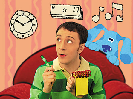 Op-Ed: I Wrote a 50 Shades/Blues Clues Crossover And Now I Can't Sleep