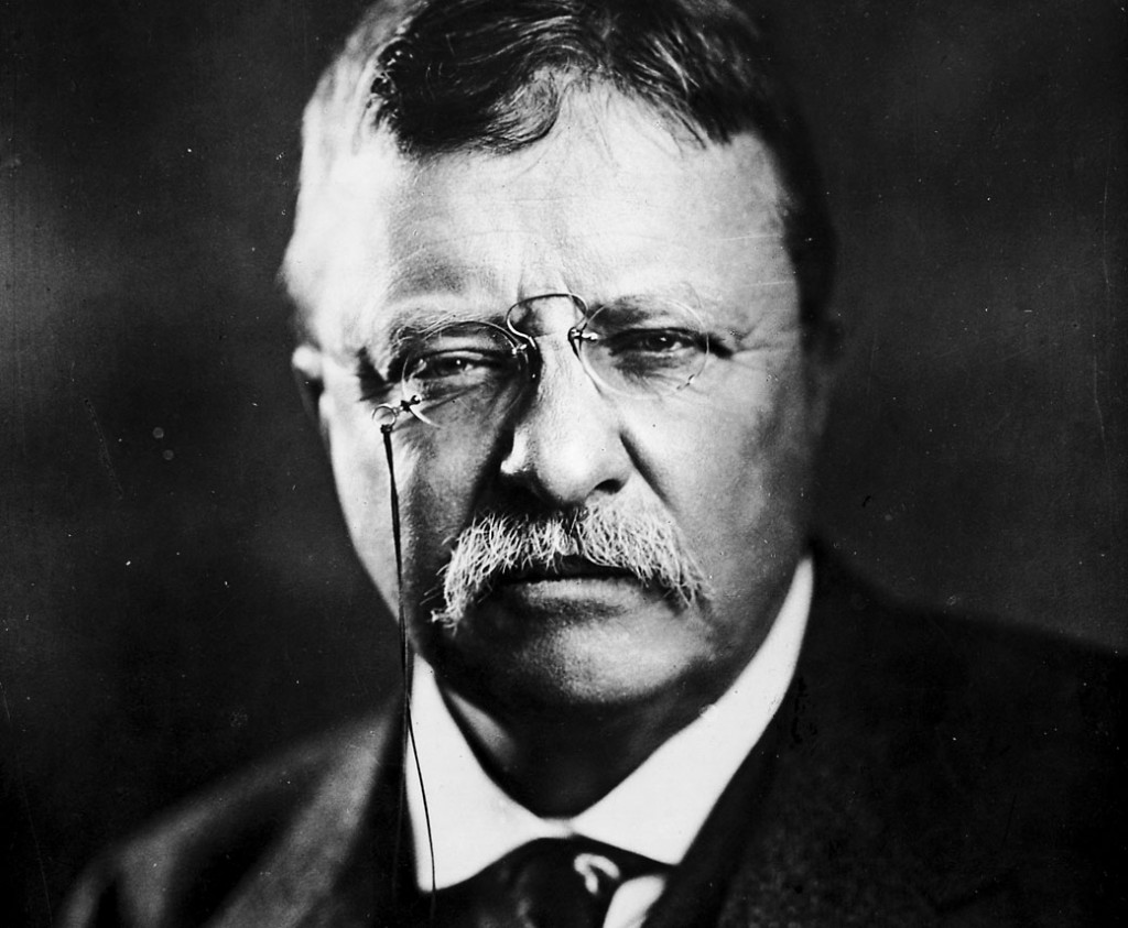 Exclusive Sneak Peek! Theodore Roosevelt Sexual Tell-All
