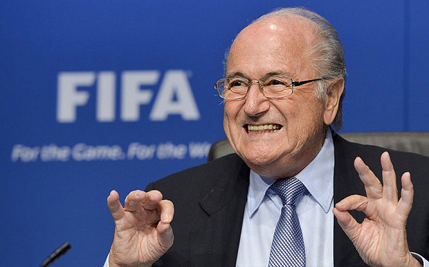 Arrest of FIFA Executives Pinnacle of Sleuthing Skills
