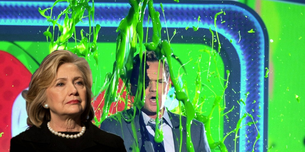 Nickelodeon To Introduce Youth Audiences, Slime To Second Democratic Debate