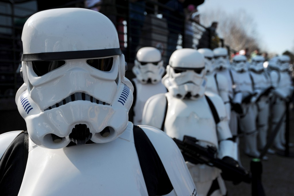 Op-Ed: Hear Me Out, Black Stormtroopers Will Reduce Property Values