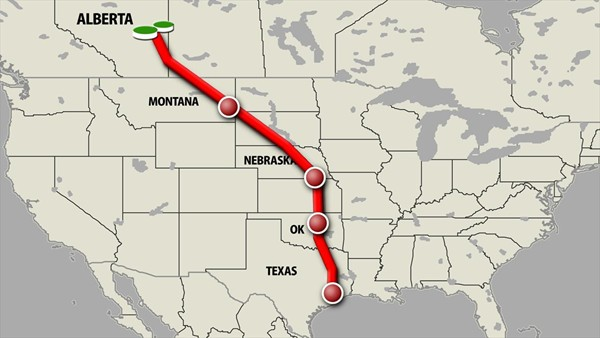 "Koch Brothers Redraft Proposal for ""Keystone Smallish Pipeline"""